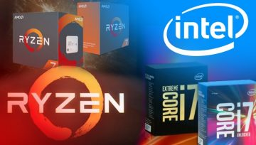 Computer Processors: Intel vs. AMD