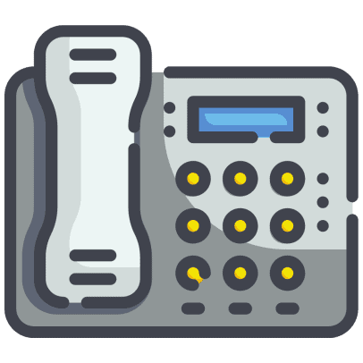 Phone Call telephone cellphone contact phone call illustration fax